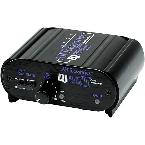 art djpre ii phono preamplifier manual