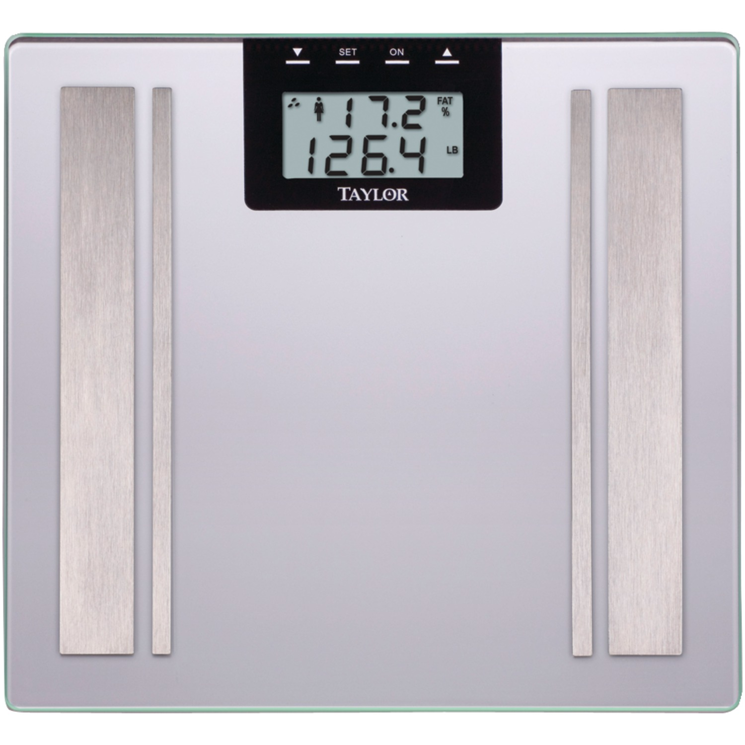 Taylor body fat scale model 5741 manual