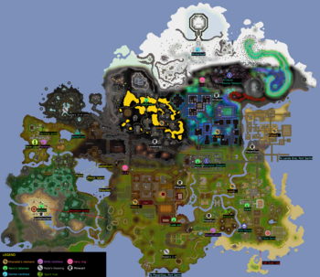 Client of kourend guide osrs