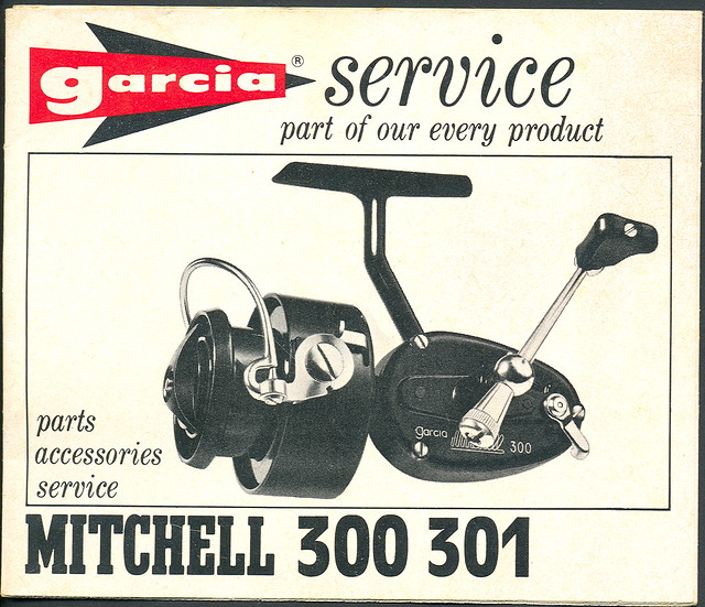 garcia mitchell 300 owners manual
