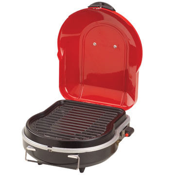 coleman fold n go grill manual