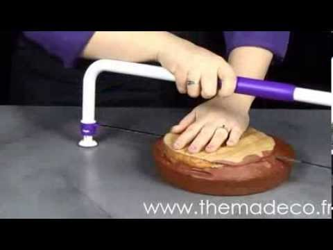 wilton ultimate cake leveler instructions