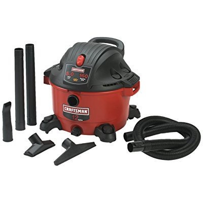Craftsman wet dry vac manual 12 gallon