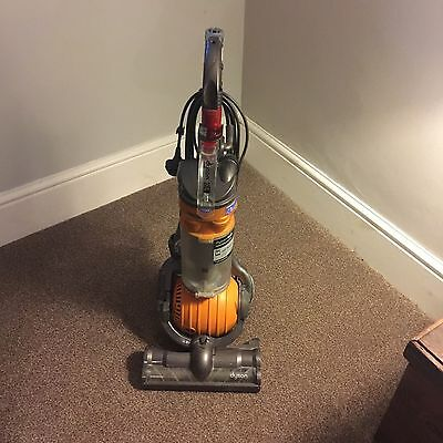dyson ball dc24 bagless upright vacuum manual