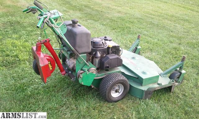 Ransomes walk behind mower manual