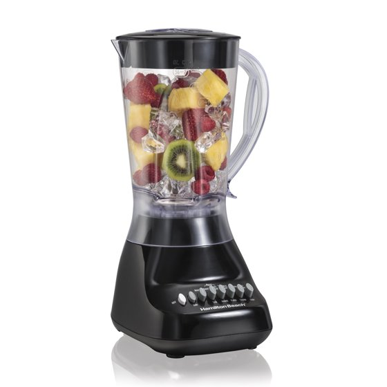 Hamilton beach 10 speed blender manual