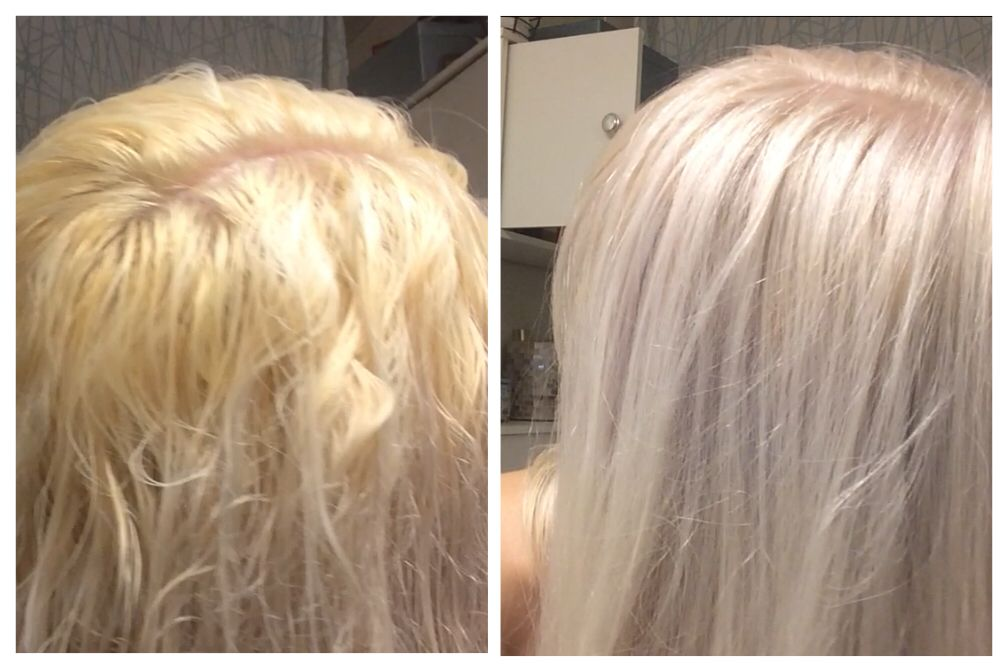 Bleached hair too light how to fix