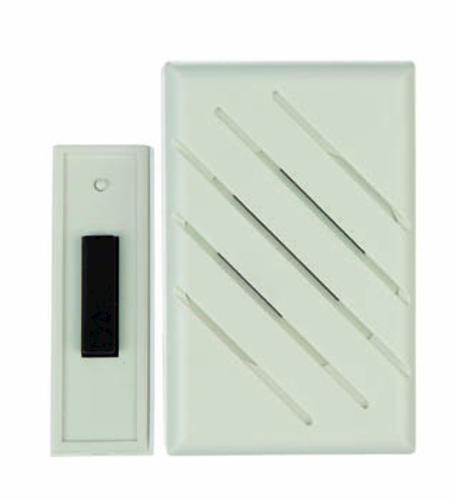 carlon door chime instructions