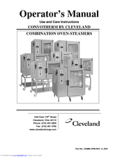 Convotherm oes 10.10 service manual