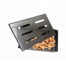Stainless steel smoker box instructions