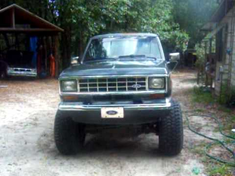 88 ford ranger 4x4 manual