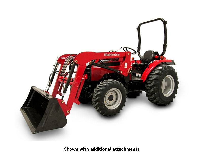 mahindra 2538 hst owners manual