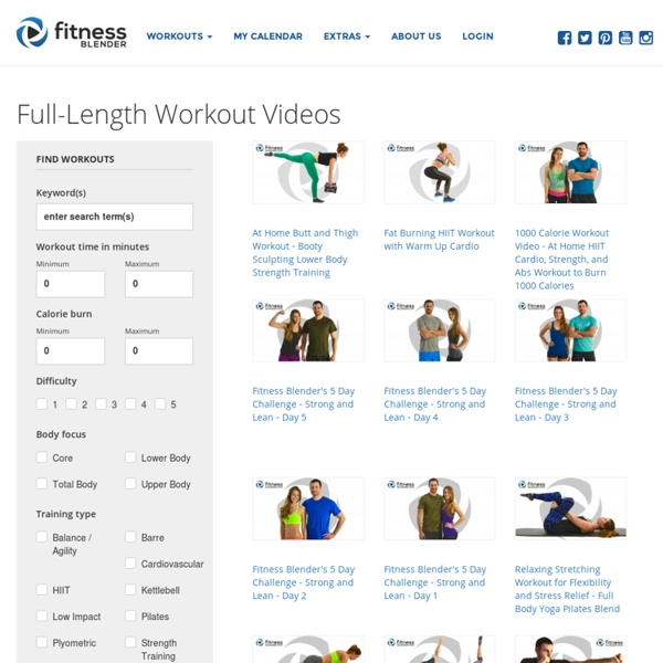 Fitnessblender 4 week meal plan pdf free