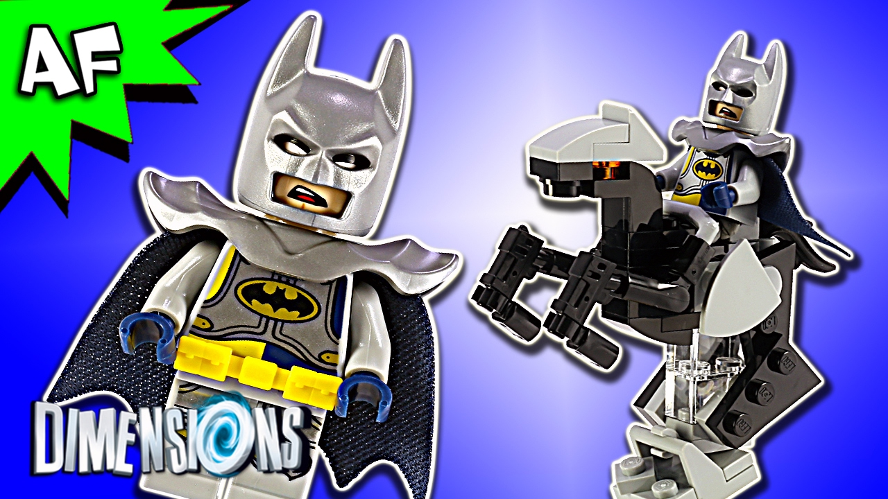 lego dimensions batman instructions