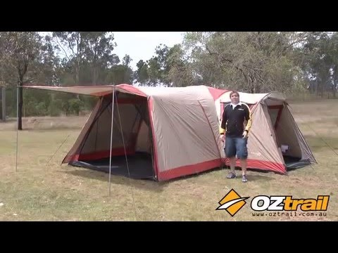 Oztrail camper 12 instructions