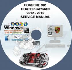 porsche cayman workshop manual pdf